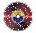 Diamond blades Salford coring machine